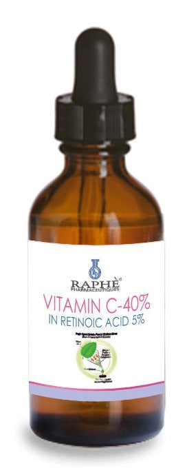 Ultimate Skin Food Liposomal Vitamin C 40% in Retinoic Acid With Alpha Arbutin 10lbs