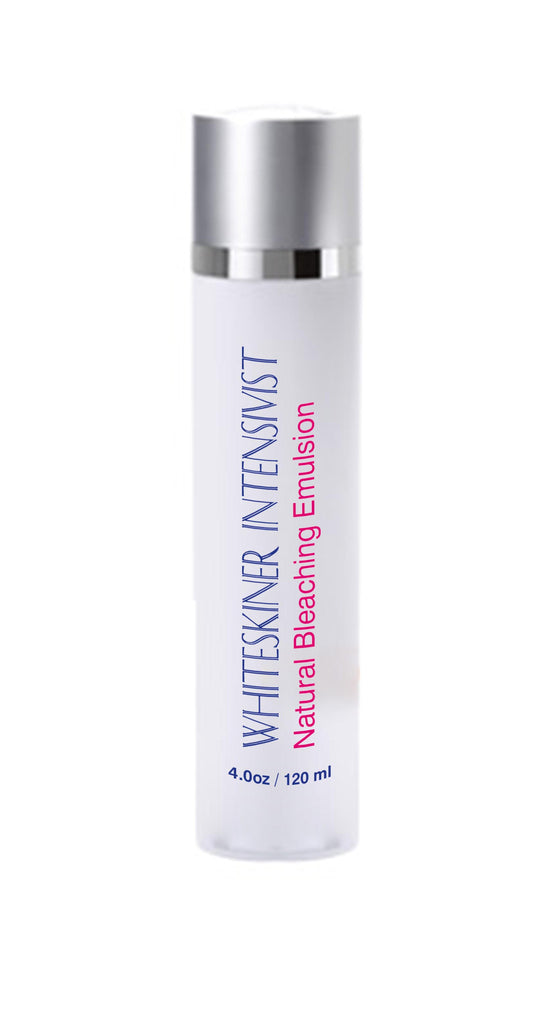 Whiteskiner Intensivist-A Natural Bleaching Emulsion 120ml & HP Bleach Oil 60ml