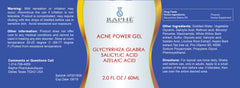 Acne Power-Glycyrrhiza Glabra in Micro-Salicylic Acid Solution & Retinol System 6pcs of the 60ml