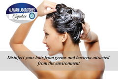 AntiSeptic Hair & Body Wash Fights Bacteria & Viruses