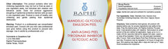 Mandelic-Glycolic Acid Emulsion 40% Concentrate 120ml