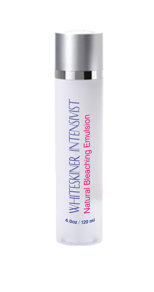 Whiteskiner A Natural Bleaching Emulsion 120ml Plus Free 30ml Poria Melasma Bleaching Serum