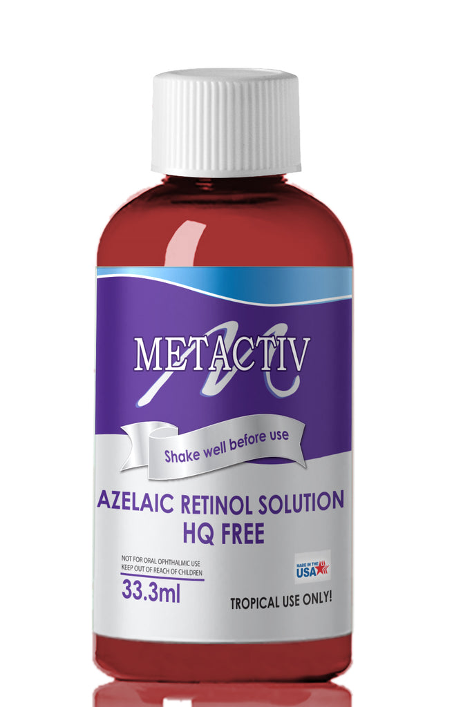 Bulk 10lbs Gallon Of Miracle Wonder Azelaic Acid Retinol Skin Solution Ingredient Formula