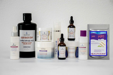 Skin Lightening Health Products For Sensitive Skin With Breakouts