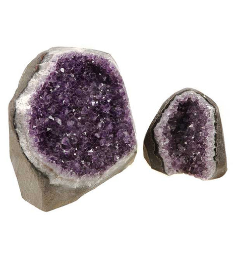 Amethyst Stand Up Crystal - Love & Light Jewels