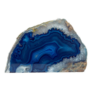 Agate Geode Candle Holder - Love & Light Jewels