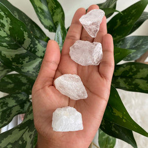 Raw Crystal Nuggets
