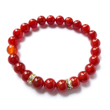 Divine Goddess Sacral Chakra Bracelet Stack - Love & Light Jewels