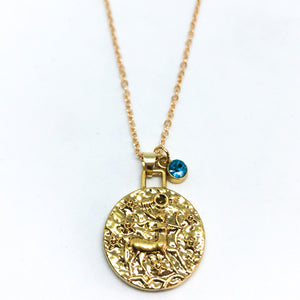 """What's Your Sign?"" Zodiac Necklace - Love & Light Jewels"