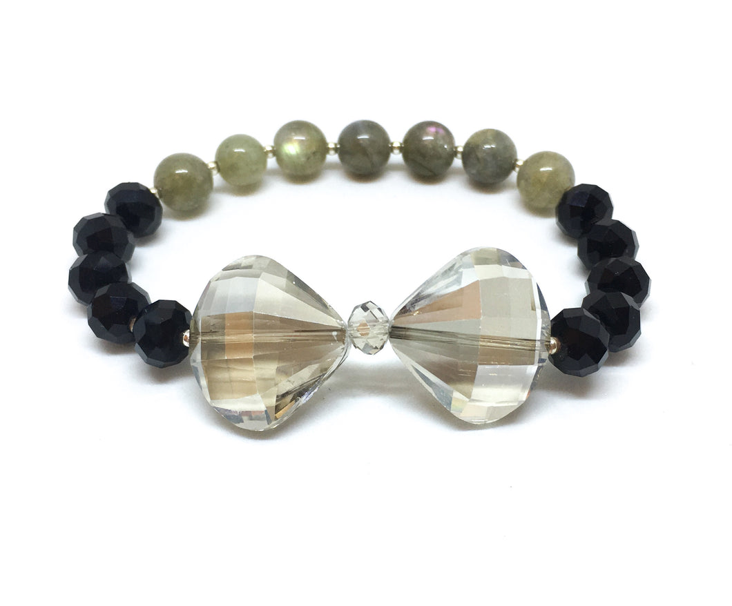 Blissful Bow Bracelet - Love & Light Jewels