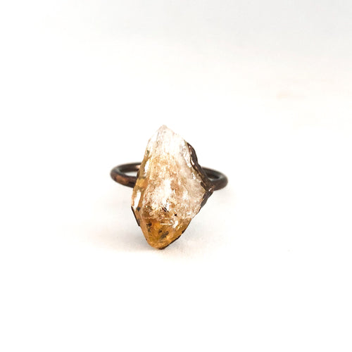 Copper Gemstone  Ring - Love & Light Jewels