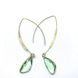 Elise Arc Earrings - Love & Light Jewels