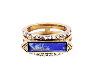 The Truth Ring Set - Love & Light Jewels