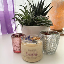 """Wrapped in Warmth"" Comfort Candle"