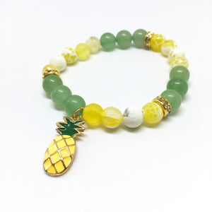 Be A Pineapple Bracelet