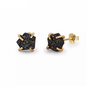 Just A Touch of Druzy Studs - Love & Light Jewels
