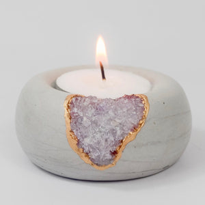 Tal & Bert Tea Light Holder - Love & Light Jewels