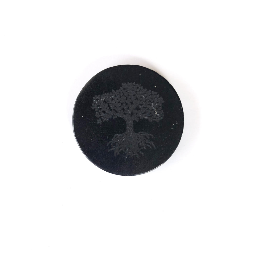 Tree of Life Shungite Cell Phone Sticker - Love & Light Jewels