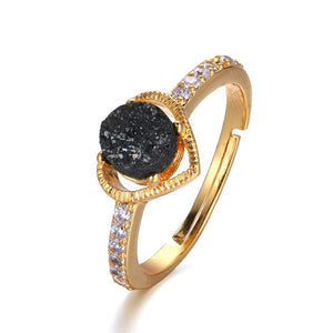 It's All Love Druzy Ring - Love & Light Jewels