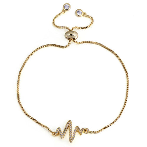 Lifeline Adjustable Bracelet - Love & Light Jewels