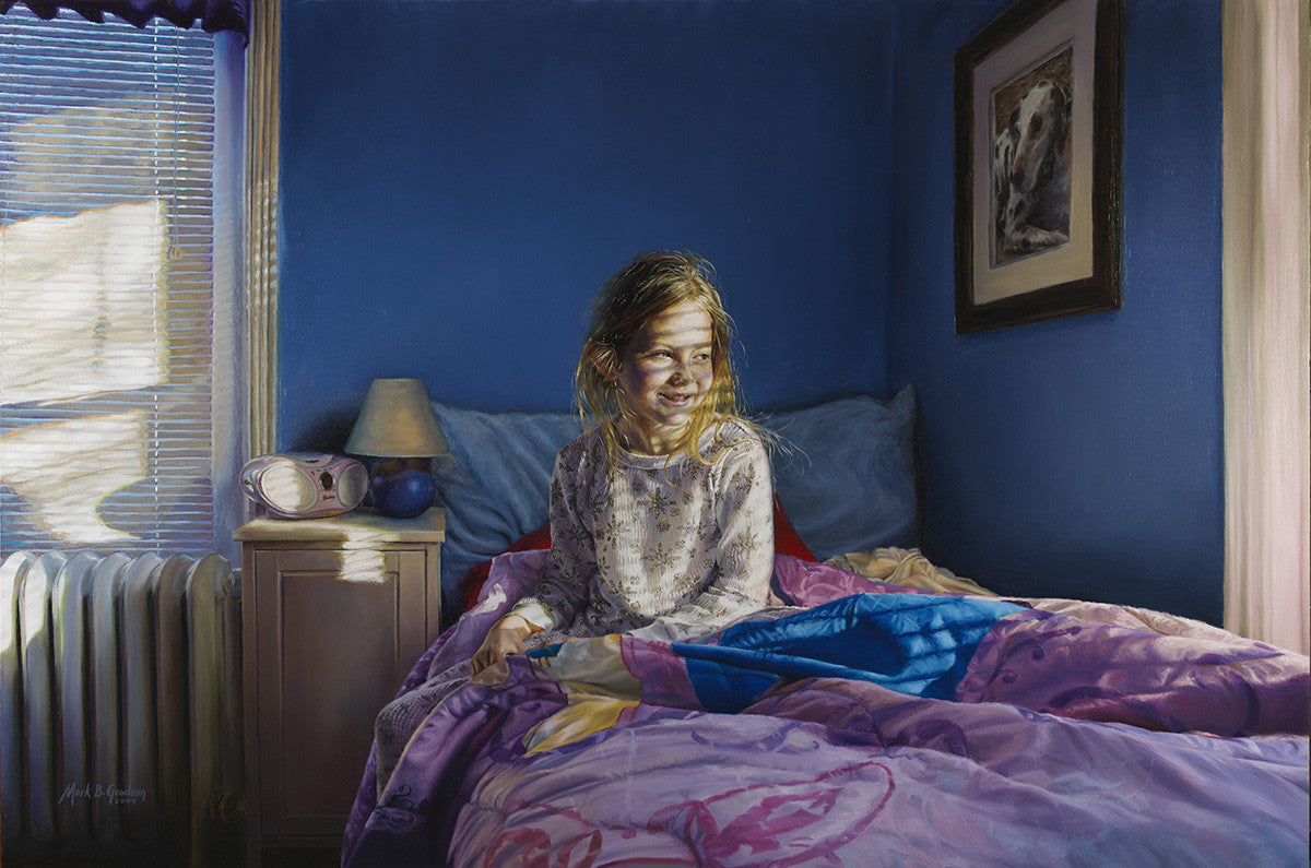 Portraits of Children by Mark B. Goodson