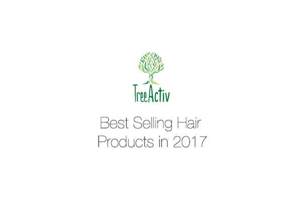Among our best-selling products in 2017 include Coconut Silk Hair Treatment and Hair Growth Nourishing Spray Tonic.
