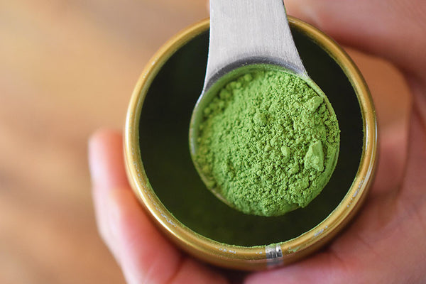 Pure Ground Matcha Tea