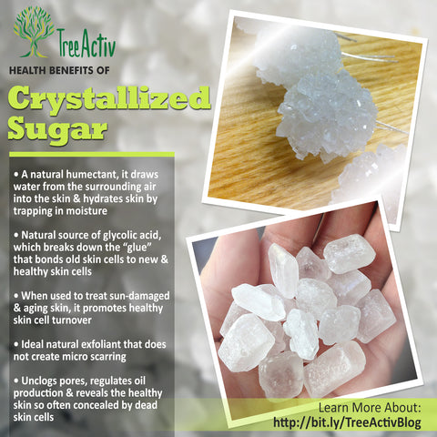 TreeActiv Crystalized Sugar Health Benefits