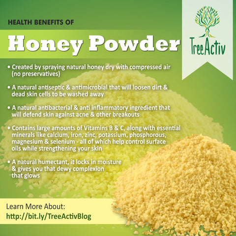 TreeActiv Honey Powder Health Benefits