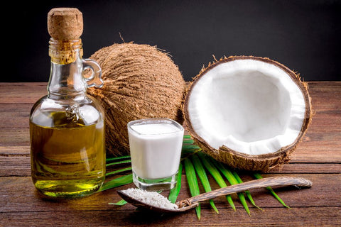 TreeActiv Natural Ingredients - Coconut Oil