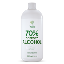 70% Isopropyl Alcohol 32 fl oz - TreeActiv