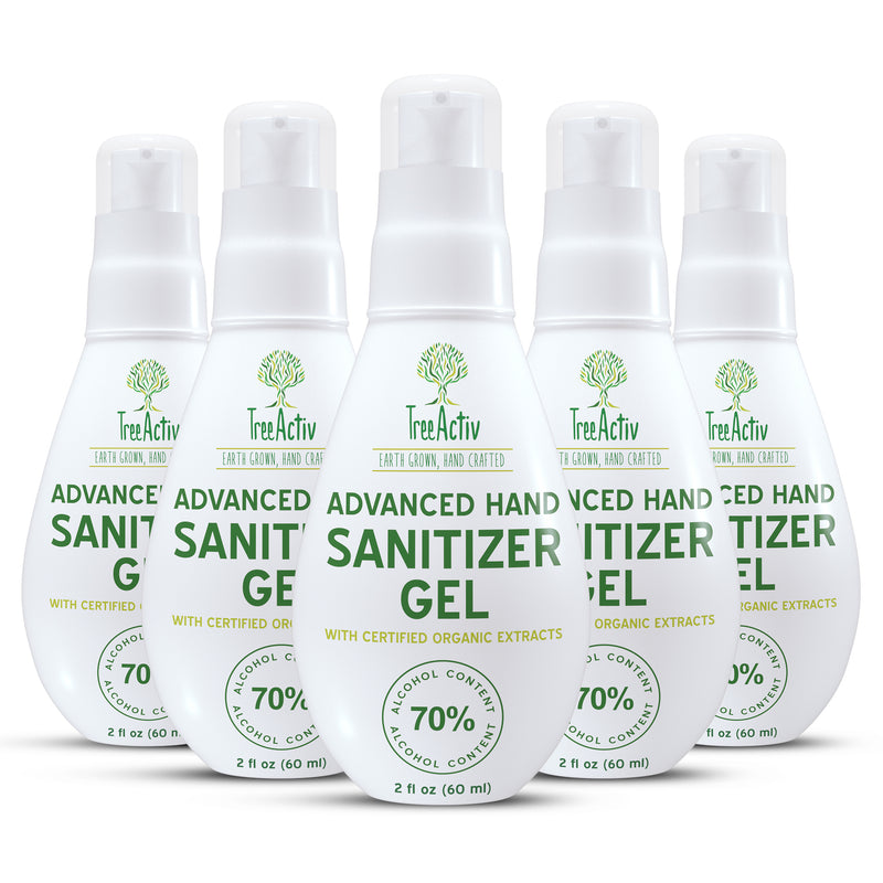 Advanced Hand Sanitizer 2 fl oz - TreeActiv