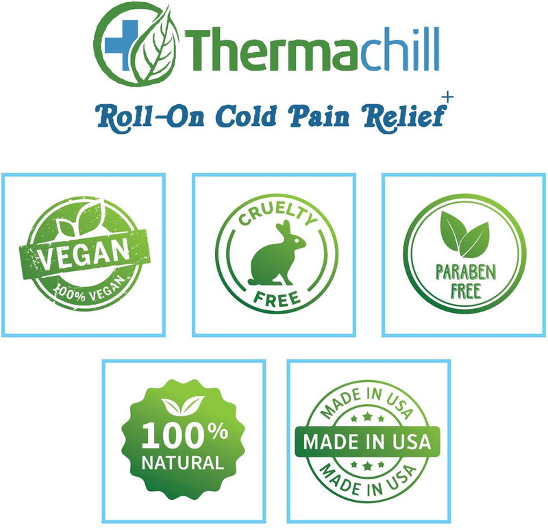 Thermachill Roll-On Pain Relief - TreeActiv