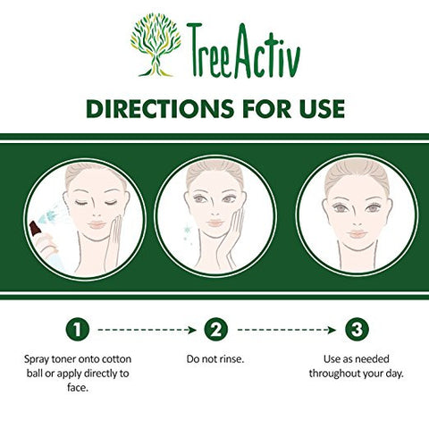 Balancing Herbal Toner Directions For Use TreeActiv