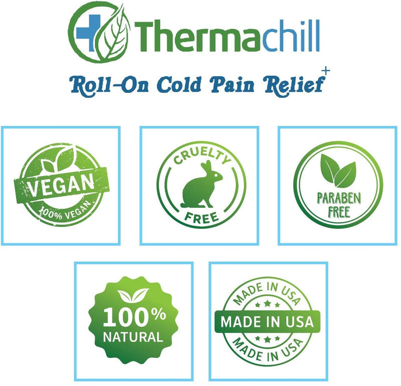 Thermachill Pain Relief Spray 4 Ounce - TreeActiv