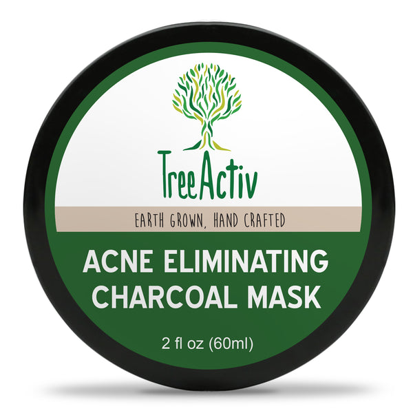 Acne Eliminating Charcoal Mask - TreeActiv