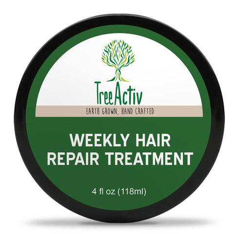 Weekly Hair Repair Treatment