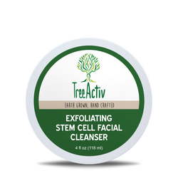 TreeActiv Exfoliating Stem Cell Facial Cleanser