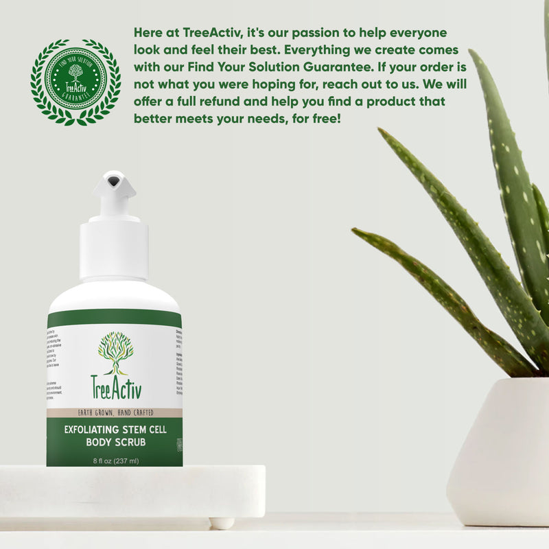 Exfoliating Stem Cell Body Scrub - TreeActiv