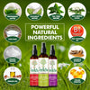 Nourishing Hair Tonic All-Natural Ingredients TreeActiv