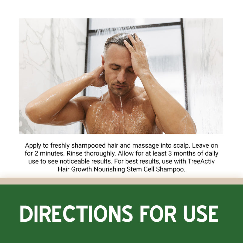 Hair Growth Nourishing Stem Cell Conditioner - TreeActiv