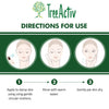 Directions For Use Matcha Anti-Aging Face Wash TreeActiv