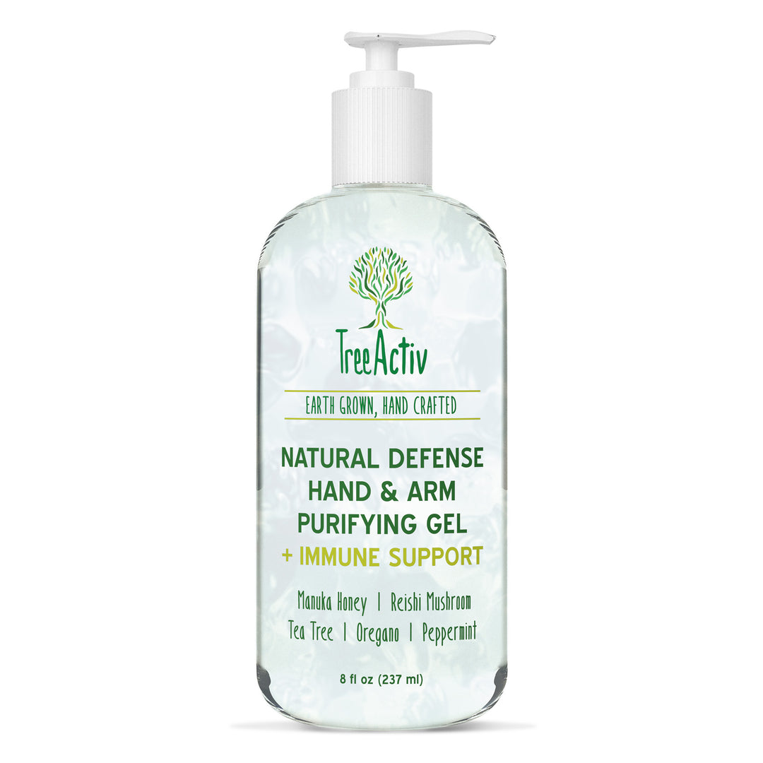 Natural Defense Hand & Arm Purifying Gel