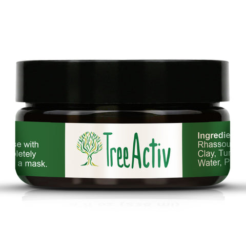 Anti Acne Mud Mask TreeActiv