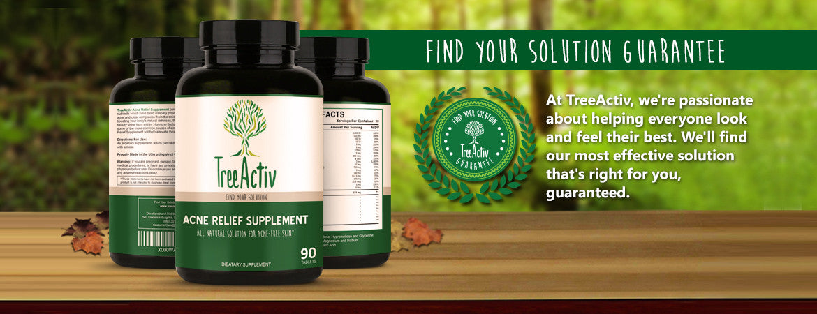 All TreeActiv products are 100% satisfaction guaranteed.