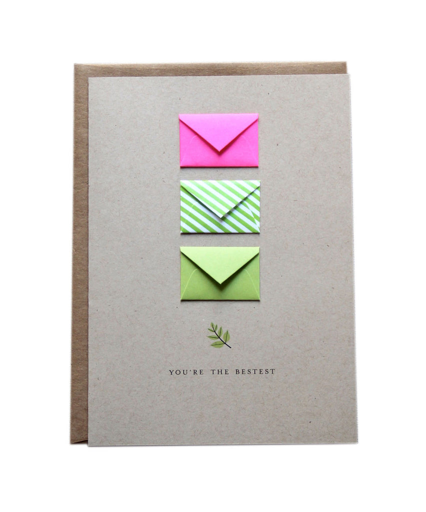 You're the Bestest Lime - Tiny Envelope Card