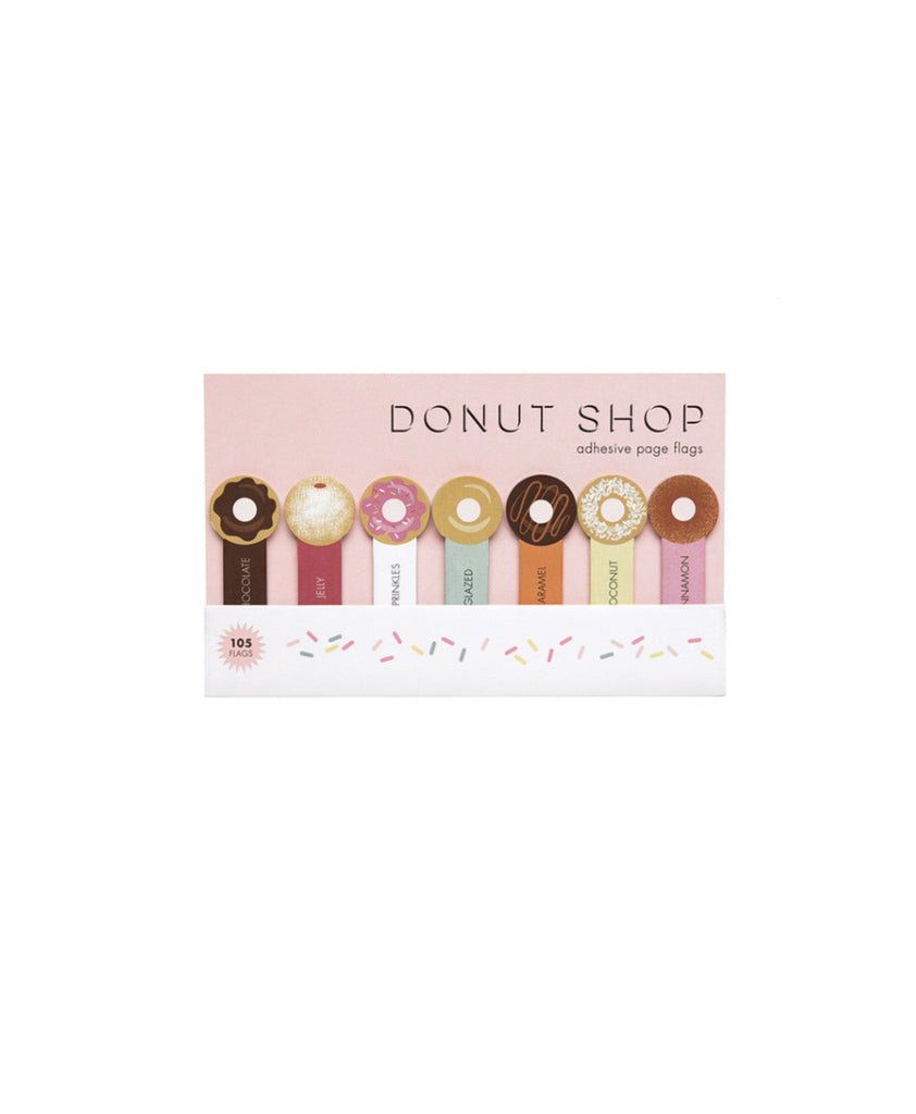 Donut Shop Mini Sticky Notes