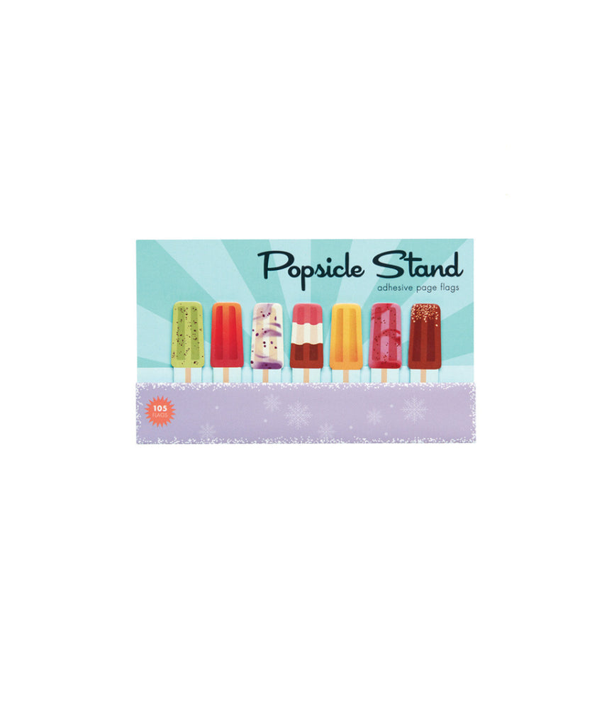 Popsicle Stand Mini Sticky Notes