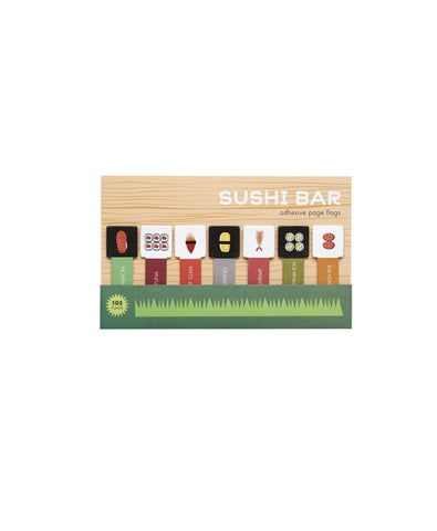 Sushi Bar Mini Sticky Notes
