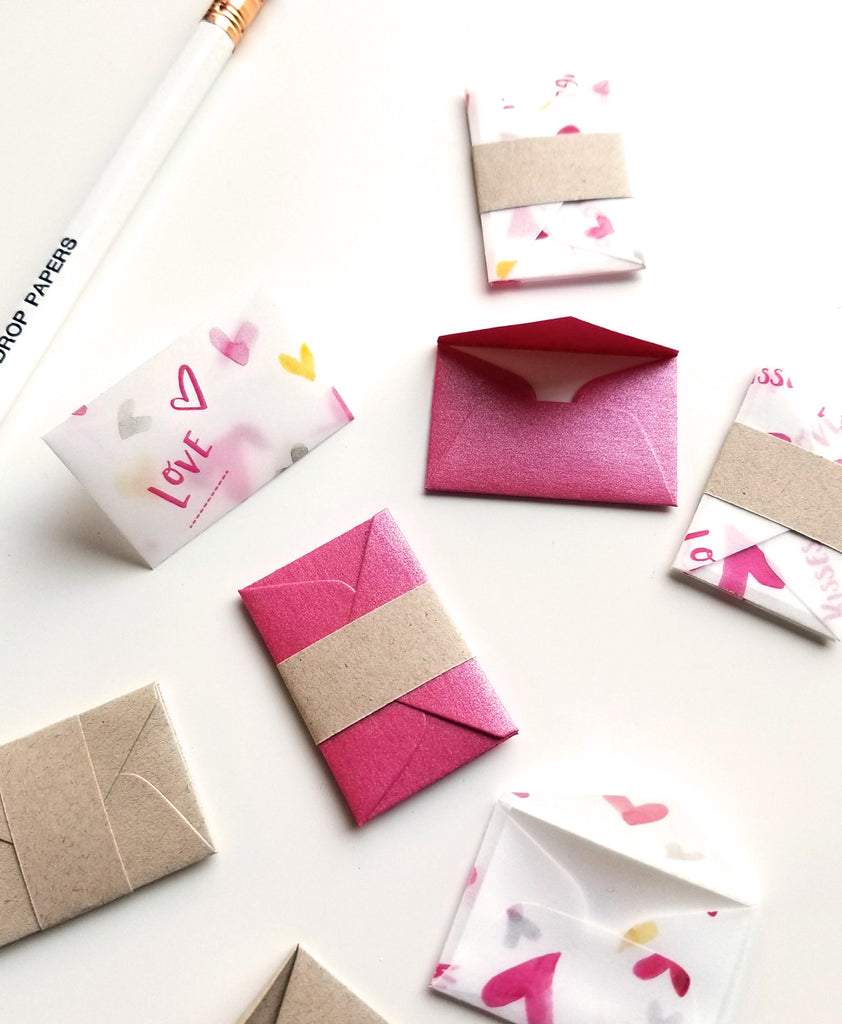 Tiny Love Notes Variety Pack - XOXO